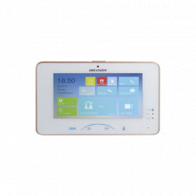 DSKH8301WT Hikvision Monitor IP Touch Screen 7 / Video en