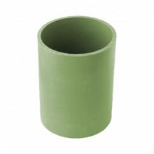 Ec059 Cresco Cople Para Tubo PVC Conduit Pesado De 1-1/2 38