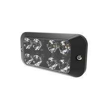 Ed3788rw Ecco Luz Auxiliar Con 8 LEDs Color Rojo-claro rojo