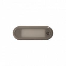 EW0371 Ecco Luz LED interior de cortesia color blanco calido