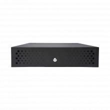 Gabvid2r2 Epcom Industrial Gabinete Metalico Para DVR/NVR. T