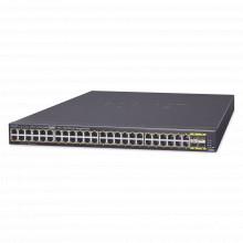 Gs421048p4s Planet Switch Administrable De 48-Puertos 10/100