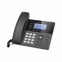 Gxp1760w Grandstream Telefono IP WiFi Gama Media De 6 Lineas