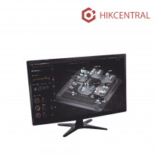 HCPVSSB16C Hikvision Hik-Central / Licencia Base de Videovig