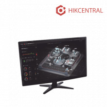 HCPVSSB300C Hikvision Hik-Central / Licencia Base de Videovi