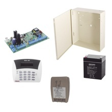 Hunter6ktb Pima Kit De Alarma 6 Zonas Con Panel De Alarma T