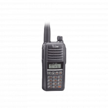 Ica16b11 Icom Radio Portatil Aereo Con Bluetooth Incluido R
