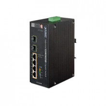 Igs624hpt Planet Switch PoE Industrial No Administrable De 4