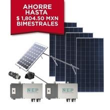 Kit2bdm600poli Epcom Kit Solar Para Interconexion De 1.1 KW