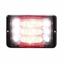 M180lr Code 3 Luz Direccional De 3 Niveles Rojo/claro Ambar