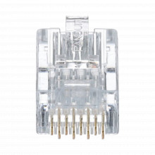Mp588l Panduit Plug RJ45 Cat5e Para Cable UTP De Calibres 2