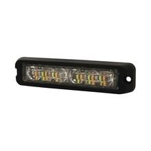 Mr6tcrbc Code 3 Luz Perimetral De Advertencia De 18 LEDs En