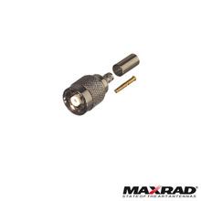 Mrpcm58 Pctel Conector TNC Macho Inverso Para Cable RG-58/U.