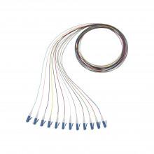 Nkfp91bn1nkm001 Panduit Kit De 12 Pigtails Con Conector LC