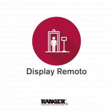 Opciondr Ranger Security Detectors Display Remoto accesorios