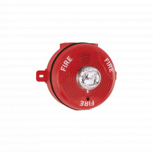 Pc2rk System Sensor Sirena Con Lampara Estroboscopica Para E