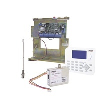 Pima Forcedph PANEL DE ALARMA HIBRIDO DE LA SERIE FORCE INCL