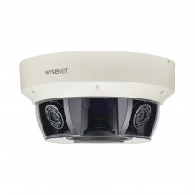 Pnm9081vq Hanwha Techwin Wisenet Camara IP Multisensor 20MP
