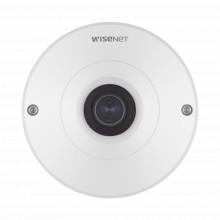 Qnf9010 Hanwha Techwin Wisenet Camara IP Fish Eye Interior 1