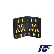 Rfa4080 Rf Industriesltd Juego De 6 Piezas. Incluye 4 Dife