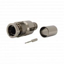 Rfb1707r1 Rf Industriesltd Conector BNC Macho En 75 Ohm An