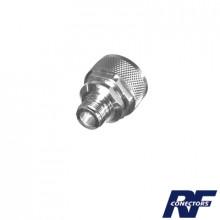 Rfd16712 Rf Industriesltd Adaptador En Linea De Conector DI