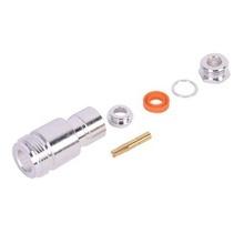 Rfn10251 Rf Industriesltd Conector N Hembra De Rosca Para C