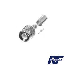 Rft12031x Rf Industriesltd Conector TNC Macho De Anillo Ple