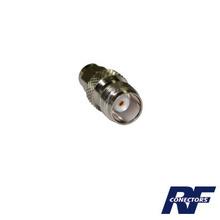 Rft12416 Rf Industriesltd Adaptador En Linea De Conector TN