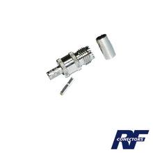 Rfu6011 Rf Industriesltd Conector Mini UHF Hembra De Anillo