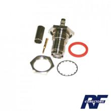 Rp1212b1 Rf Industriesltd Conector TNC Hembra Inverso De Mo