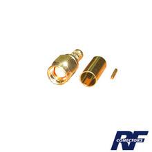 Rp30001c Rf Industriesltd Conector SMA Macho Inverso De Ani