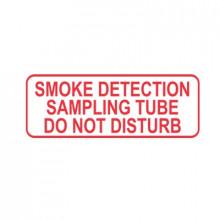 Rp5217 Safe Fire Detection Inc. Etiqueta De Identificacion P