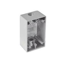 Rr0471 Rawelt Caja Condulet FS De 3/4 19.05 Mm Con Dos Boc
