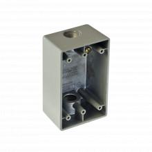 Rr2742 Rawelt Caja Condulet FS De 1 25.4 Mm Con Dos Bocas