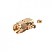 Rsa35101085 Rf Industriesltd Conector SMA Macho En A/R Para