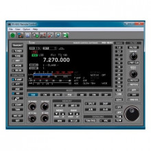 Rsba1 Icom Software De Administracion Para Radios HF todos
