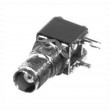 Rt1208 Rf Industriesltd Conector TNC Hembra De Rosca Izquie
