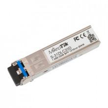 S31dlc20d Mikrotik Transceptor MiniGbic SFP 1.25G LC Duplex
