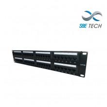 SBT1620005 SBE TECH SBETECH SBE-2202-48P - Panel de parcheo