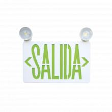 Sfkdc860 Sfire Letrero LED De SALIDA Con Luz De Emergencia/M