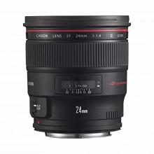 Slace24 Hanwha Techwin Wisenet Lente Canon 24mm F1.4 / 8K /