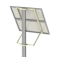 Sspblv3 Epcom Industrial Montaje De Poste Para Celdas Solare