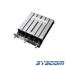 Sys45333p Epcom Industrial Duplexer UHF De 6 Cavidades Para