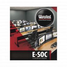 Sysb0012 Winsted Mueble De Monitoreo E-SOC Para 2 Operadores