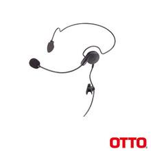 V4ba2kb1 Otto Diadema BREEZE Para KENWOOD NX-200/300/410 TK