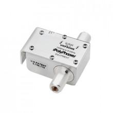 Vhf50hn Polyphaser Protector RF Coaxial De Banda Ancha 100 A