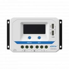 Vs3048au Epever Controlador Solar De Carga PWM 12/24/36/48 V