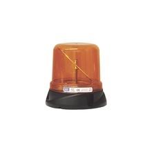 X7660a Ecco Burbuja Rotoled Color ambar Con Montaje Permane