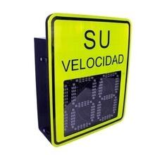 Xradar1 Accesspro Radar Medidor De Velocidad De 3 Digitos /